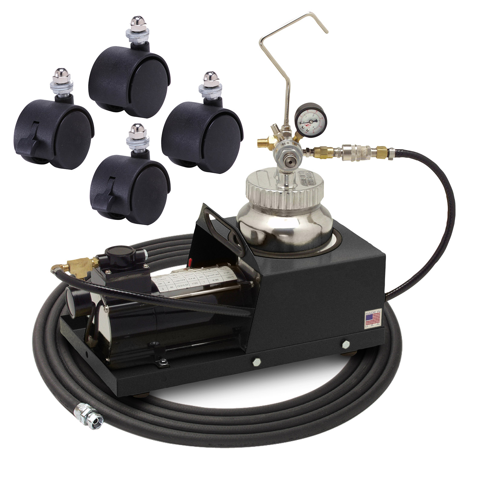 2 Quart Fluid Feed System