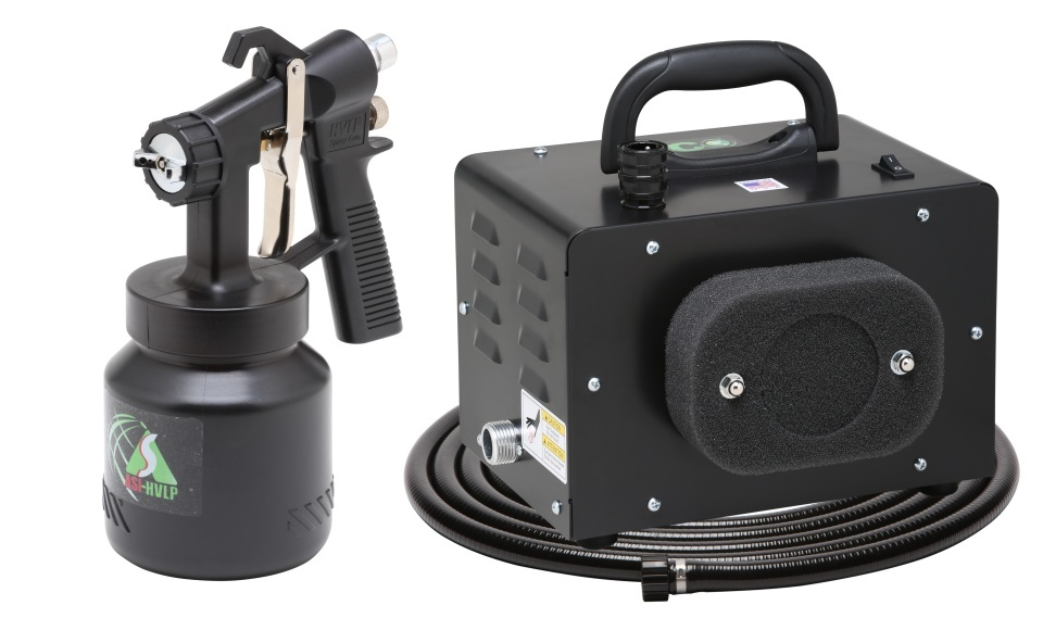 ECO-MINI with E6000 Bleeder Spray Gun