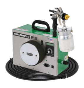 PRECISION-5 HVLP Turbospray