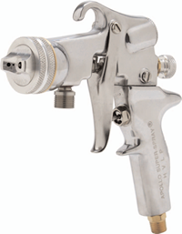 5100 Series Compressed Air HVLP Spray Guns