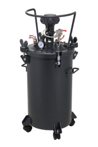10 Gal. (40 L) Pressure Pot with Single Regulator