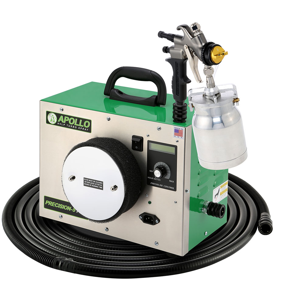 Precision-5 Pro HVLP Turbospray