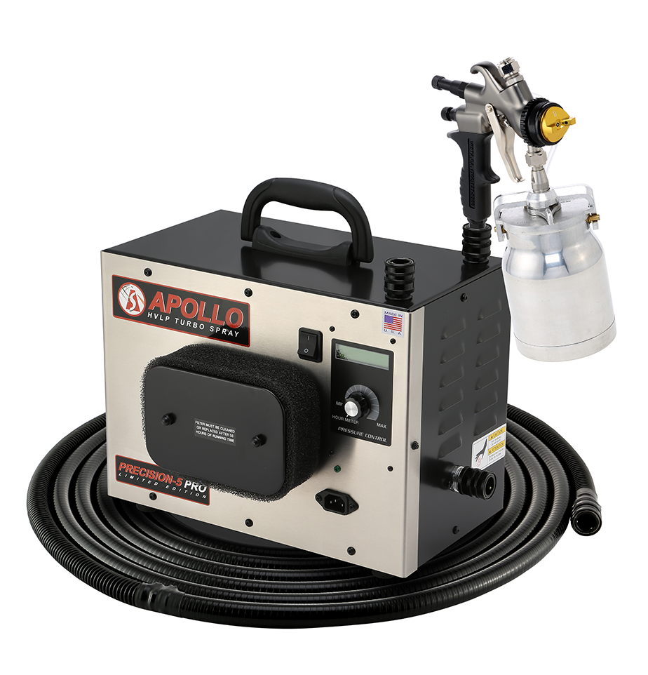 Precision-5 Pro LE HVLP Turbospray