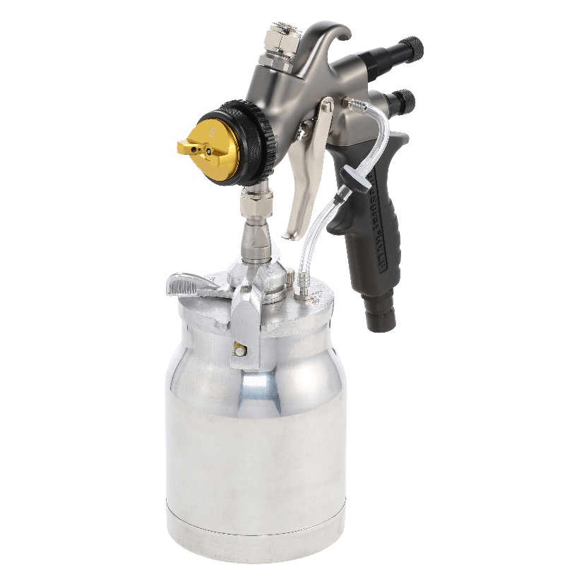 hvlp turbo spray gun