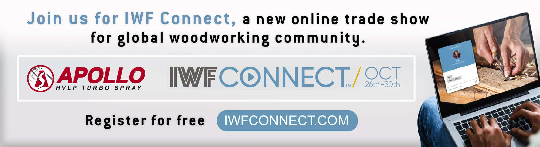 Visit us at IWFCONNECT