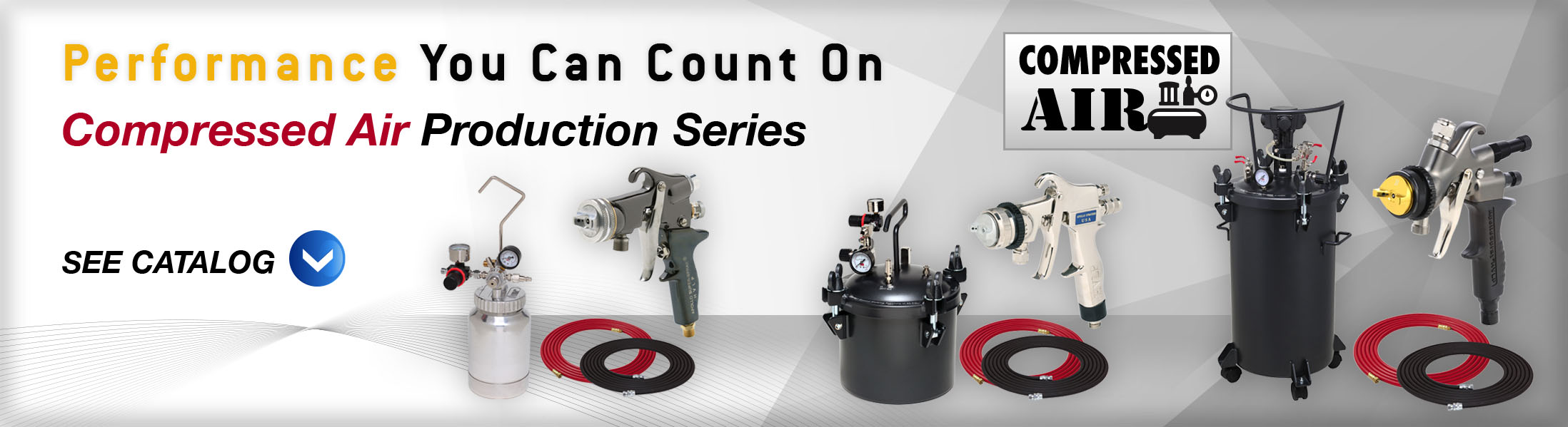 Compressed Air Production Series